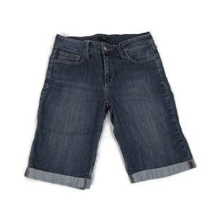 NYDJ Not You Daughter Jeans Medium Wash Shorts